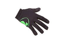 Local Bear  Gants longs Homme FreeRide vert/noir